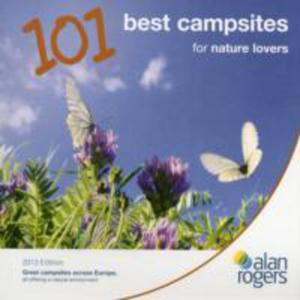 Alan Rogers - 101 Best Campsites For Nature Lovers 2013 - 2840060453