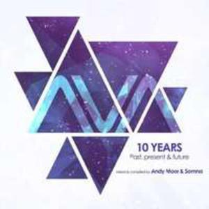 Ava 10 Years:.. -digi- - 2842850057