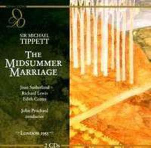 Tippett The Midsummer Marriage (London, '55 - 2839253587