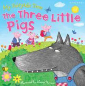 Three Little Pigs - 2876502843