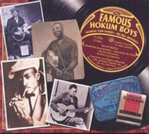 Famous Hokum Boys - 2840185511