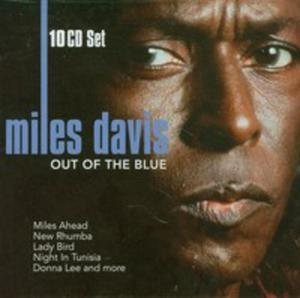 Miles Davis: Out Of The Blue - 2839382849
