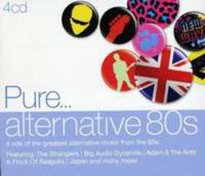 Pure. . . Alternative 80s - 2839279943