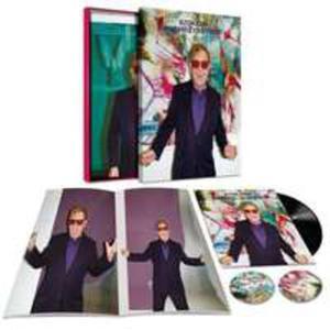 Wonderful Crazy Night (Super Deluxe) 2cd+lp Ltd. - 2843706276