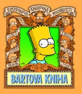 Simpsonova Knihovna Moudrosti: Bartova Kniha - 2840115177
