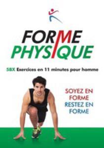 Forme Physique 5bx Exercises En 11 Minutes Pour Homme - 2848655801