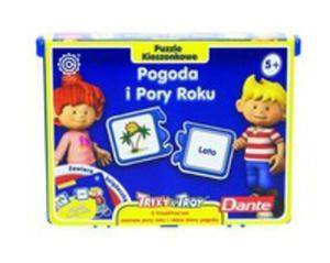 Puzzle Kieszonkowe Trixy&troy Pogoda I Pory Roku - 2846050668