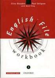 English File 1. Workbook (Without Key) - 2839223209