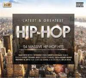 Hip-hop Anthems - Latest - 2841503139