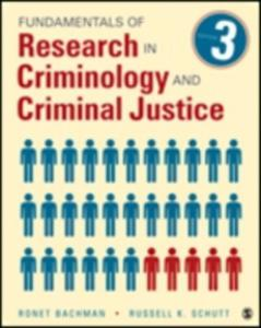 Fundamentals Of Research In Criminology And Criminal Justice - 2840032969