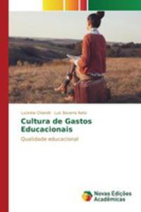 Cultura De Gastos Educacionais - 2857261219