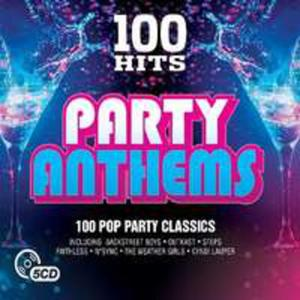 100 Hits - Party Anthems - 2841503791