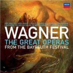 Wagner: The Great Operas - 2839233468