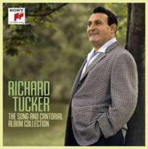 Richard Tucker: The Song And Cantorial Album Collection - 2839322901