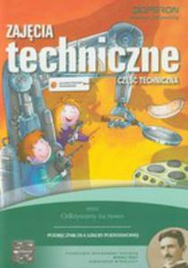 Zajęcia Techniczne Podręcznik Część Techniczna - 2870070116