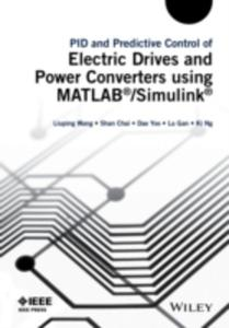 Pid And Predictive Control Of Electric Drives And Power Supplies Using Matlab / Simulink - 2842826946