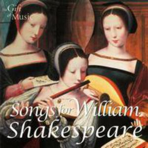 Songs For William Shakesp - 2839376917
