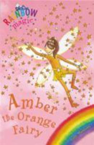 Amber The Orange Fairy - 2841480457