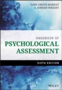 Handbook Of Psychological Assessment - 2840261018