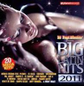 Big Latin Hits 2011 - 2839409250
