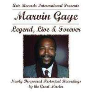 Legend, Live & Forever - 2839644661