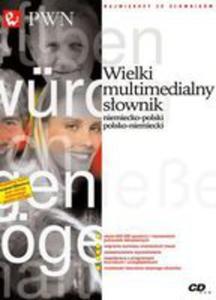 Wielki Multimedialny Słownik Niem - Pol - Niem Cd - Rom - 2870322789