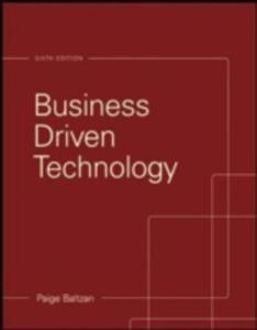 Business - Driven Technology - 2855659761