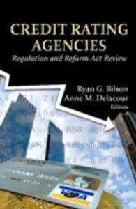 Credit Rating Agencies - 2844443164