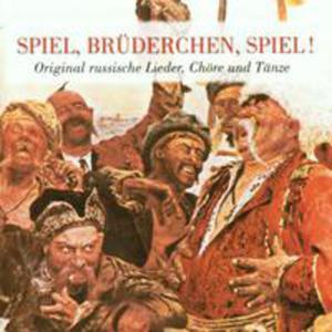 Spiel, Bruederchen, Spiel - 2855052986