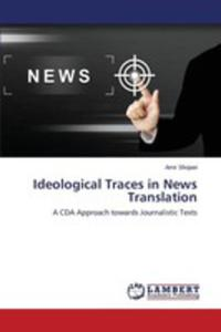Ideological Traces In News Translation - 2860686704