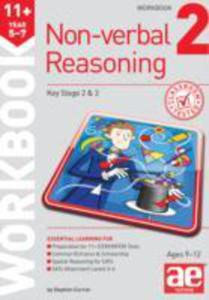 11 + Non - Verbal Reasoning Year 5 - 7 Workbook 2 - 2839987721
