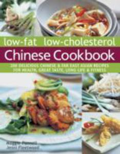 Low - Fat Low - Cholesterol Chinese Cookbook - 2846918674