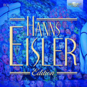 Hanns Eisler Edition - 2839756775
