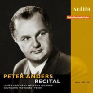 Peter Anders Recital - 2839408221