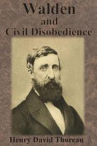Walden And Civil Disobedience - 2849954949