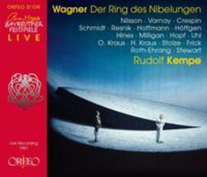 Wagner: Richard Wagner: Der Ring Des Nibelungen - 2840469580