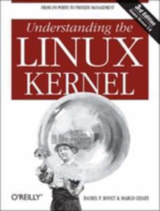 Understanding The Linux Kernel - 2840134374