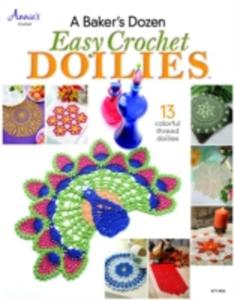 A Baker's Dozen: Easy Crochet Doilies - 2840073842