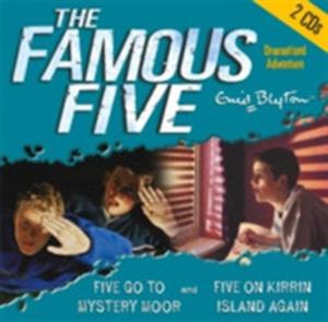 Five Go To Mystery Moor & Five On Kirrin Island Again - 2848643559