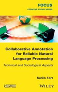 Collaborative Annotation For Reliable Natural Language Processing - 2840408026