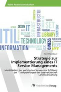 Strategie Zur Implementierung Eines It Service Managements - 2857258458