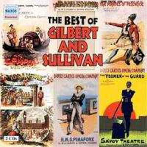 The Best Of Gilbert And Sullivan - 2839227243