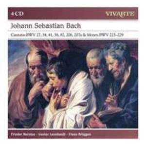 Bach: Cantatas Bwv 27, 34, 41, 56, 82, 206, 207a & Motets Bwv 225 - 229 - 2839283367