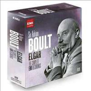Elgar: The Complete Emi Recordings (Limited) - 2839324388