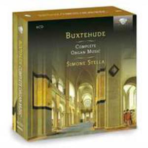 Buxtehude: Complete Organ Music - 2839294594
