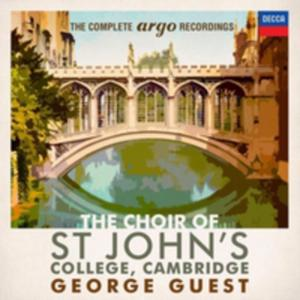 Complete Argo.. -box Set- - 2871343143