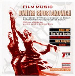 Film Music - King Lear, Fall Of Berlin, Golden Mountains, New Babylon, Hamlet, Odna - 2839243968