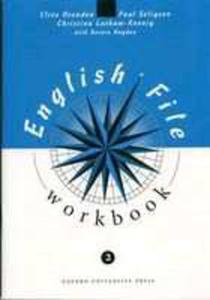 English File 2 Workbook With Key - 2839224071