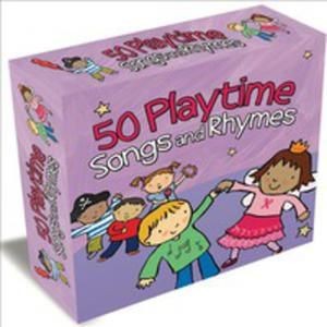 Songs & Rhymes - 50 Playtim - 2839508986