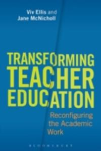 Transforming Teacher Education - 2860132209